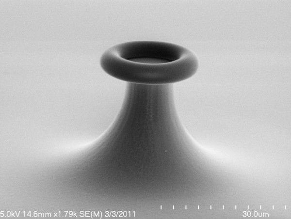 Un accelerateur de particules universel for Porte logique quantique